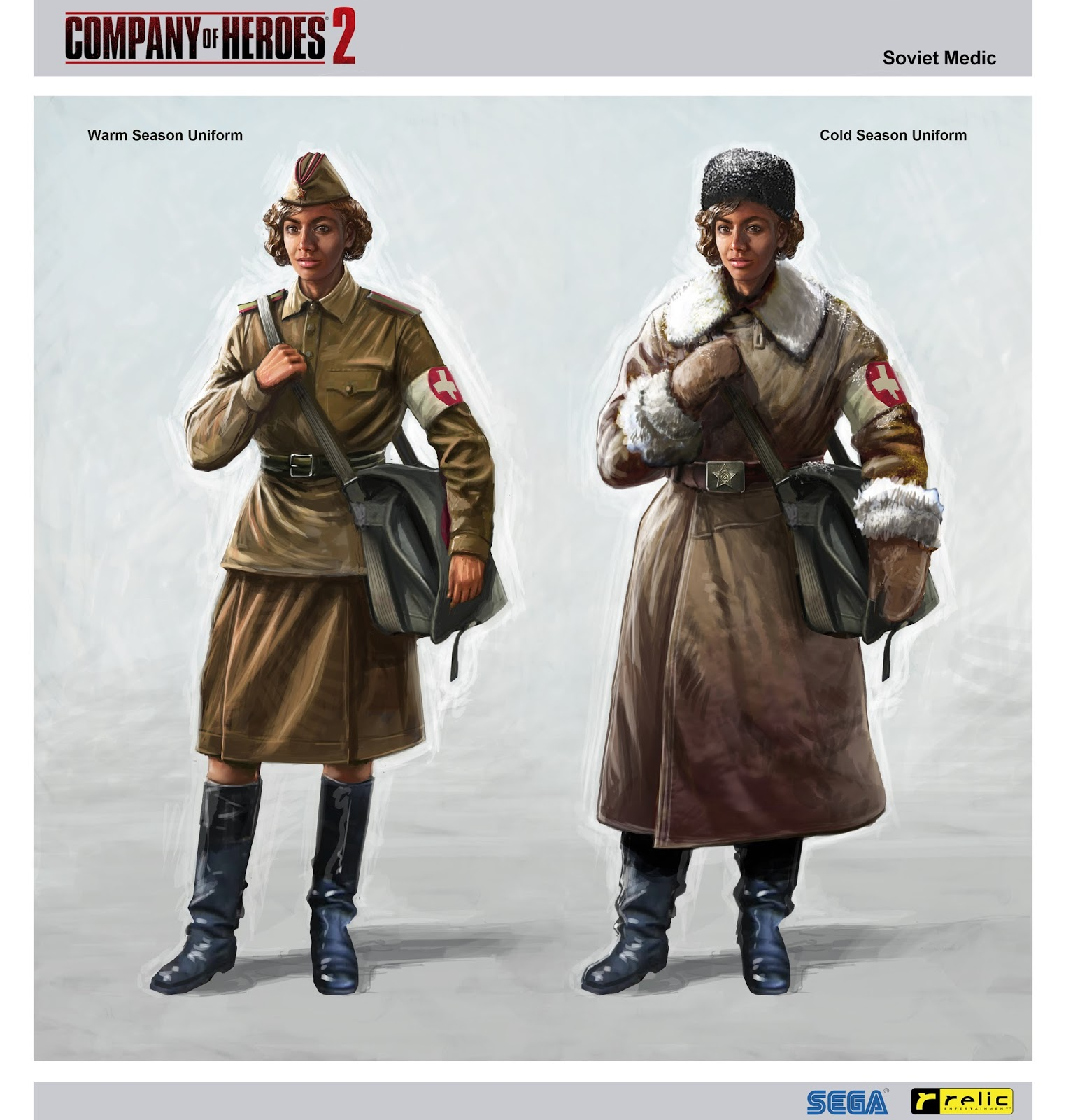 Company of Heroes 2: Soviet Commander - Soviet Industry Tactics 2013 pc game Img-3