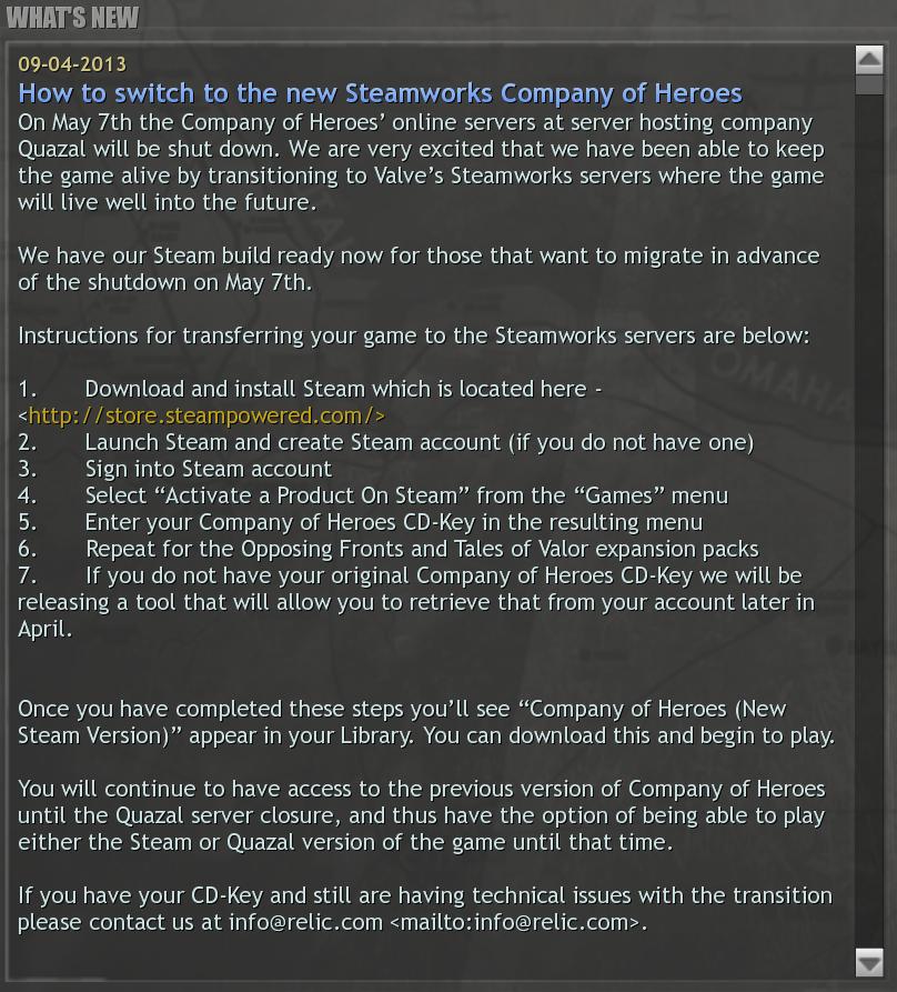 serveurs de matchmaking Steam Télécharger